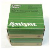 Remington Golden sabre 40SW Hollow Point