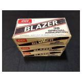 Blazer 38spl 155gr