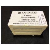 Federal 308 149gr FMJ