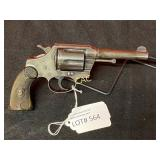 Colt Police Positive, 38spl Revolver, 273011