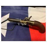 45cal Black Powder Single Shot Revolver
