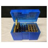 Box of 89rds & 10rds of Brass