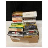 12 boxes of 270, Asst Brands