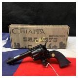 Chiappa SAA 1873, 17hmr Revovler, 18L06289