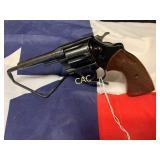 Colt 38spl, 38 Revolver, S07183