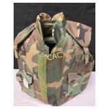 XL Body Armour, Fragmentation Protective Vest