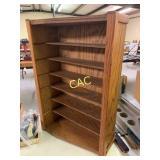 Woode Box w/Adjustable Dividers