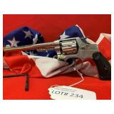 S&W 1903 Hand Ejector, 32long CTG Revolver,