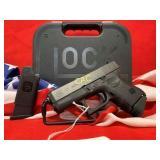 Glock 27, 40sw Pistol, EGM802US