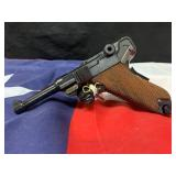 Mauser Interarms Luger, 9mm Pistol, 11004588