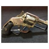 Safety Hammerless Double Action, 38sw Revolver, NS