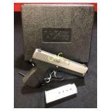 Kahr P40, 40 Pistol, ZC0017