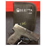 Beretta Nana, 9mm Pistol, NU125757