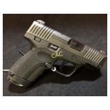 Honor Defense Honor Guard, 9mm Pistol, 0008922