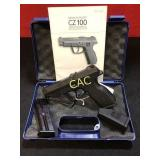 CZ 100, 9mm Pistol, A126447