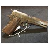 Colt 1911, 45 Pistol, NO. 6127413