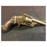S&W Top Break Baby Russion 38 Revolver, 71770