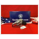 S&W 642-2, 38spl +P Revolver, CXB0810
