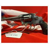 S&W Hand Ejector, 32sw Long CTG Revolver, 104214