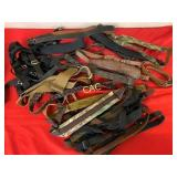Box Lot of Approx 30 Rifle Slings