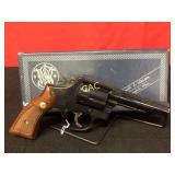 S&W Military & Police, 357mag Revolver, 6D05786