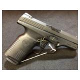 Steyr M9, 9mm Pistol, 004780