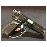 FM HiPower M95-Detective, 9mm Pistol, 436367