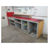 Heavy Duty Shop Table
