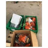 Pallet of Stihl Parts, etc.