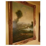 Zaccari oil painting