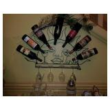Sunshine wine rack