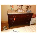 Mahogany bedroom set
