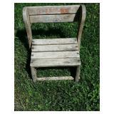 Step-R-sit stool