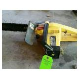 McCulloch electric chain saw