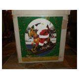 Collectable Holiday Rocking Horse