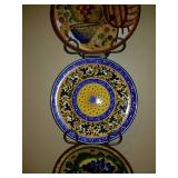 3 decorative plates