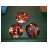 Indiana Jones Collector Plates