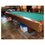 Full Size Gandy Pool Table