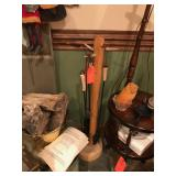 Fire place tools with stand