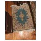 2 Small Rugs