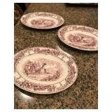 # Small Oval Plates