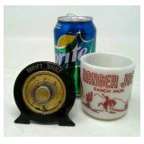 Vintage Ranger Joe Ranch Mug, and Thrift Vault