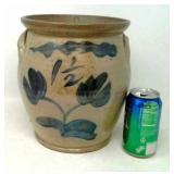1 1/2 Gallon stoneware crock/vase.