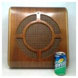 Vintage Speaker in Wood Case