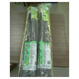 "Foam pipe covers, 4 per pack, 36"" long, 2 packs."
