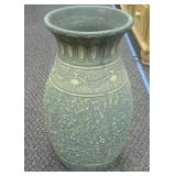 Vintage Redwing Stoneware Co. Floor Vase