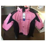 Three pack of youth jackets size 10, 16 and 18