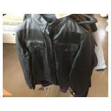 Medium jacket, medium base layer bottom and large