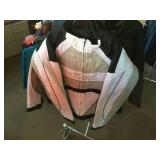 2 ladies jackets size 3XL