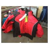 2 youth jackets size 4 and size 20